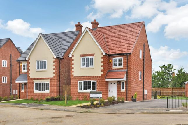 Thumbnail Detached house for sale in Plot 30, The Harlaxton, Beacon Lane, Grantham