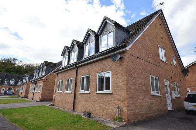 Thumbnail Semi-detached house to rent in Dandy Mill Court, Pontefract