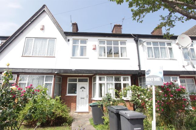 3 bed terraced house to rent in Stirling Road, Wood Green N22