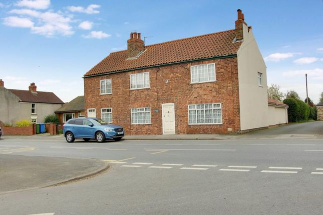 Thumbnail Detached house for sale in Old Farm, High Street, Holme-On-Spalding-Moor, York