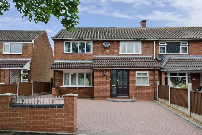 Semi-detached house for sale in Weston Road, Lichfield