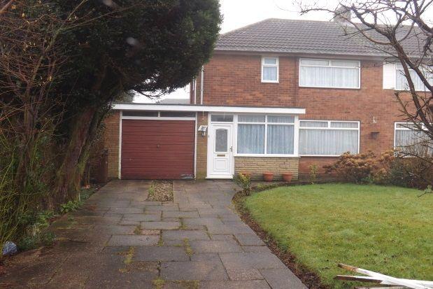 Thumbnail Property to rent in Longdon Avenue, Wolverhampton
