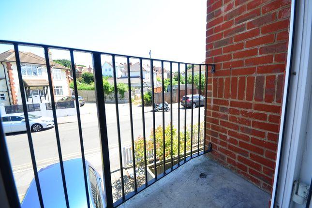 Balcony of Northwood Road, Tankerton, Whitstable CT5