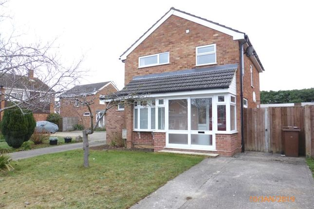 Thumbnail Detached house to rent in Read Way, Bishops Cleeve, Cheltenham