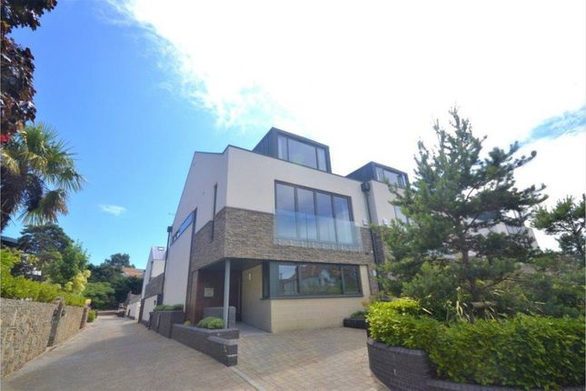 Thumbnail Town house for sale in Panorama Road, Sandbanks