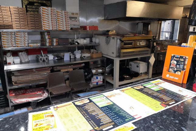 Thumbnail Leisure/hospitality for sale in Hot Food Take Away BD18, West Yorkshire