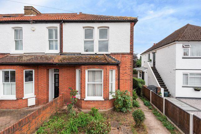 Thumbnail Maisonette to rent in Old Charlton Road, Shepperton