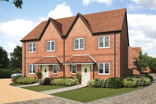 3 bed semi-detached house for sale in Woodhurst Park, Warfield, Berkshire RG42