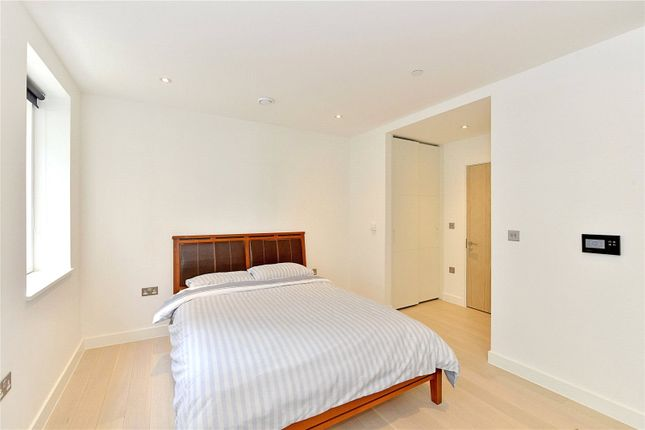 Bedroom Section of Roper Building, Greenwich Peninsula, 48 Reminder Lane, London SE10