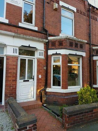 Thumbnail Terraced house to rent in St Marys Street, Warrington