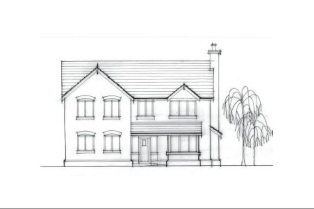 Thumbnail Detached house for sale in Knockin, Oswestry