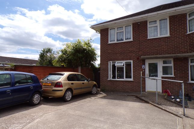 Thumbnail Property for sale in North Acre, Longparish, Andover