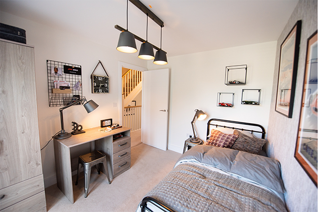 Third Bedroom of Plot 42 - The Ealing, Crowthorne RG45