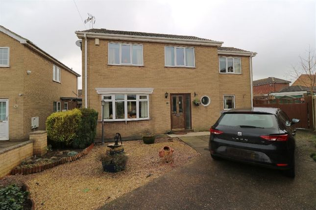 Thumbnail Property for sale in Newland View, Epworth, Doncaster