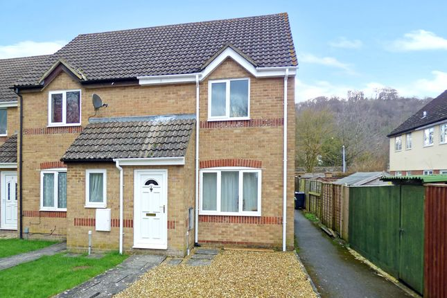 Thumbnail End terrace house for sale in Arn View, Warminster