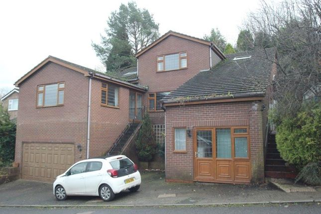 Thumbnail Detached house for sale in Scudamore Close, Pontrilas, Hereford