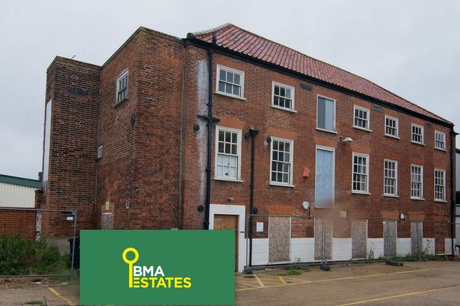 Thumbnail Flat for sale in Fish Market, Mountergate, Norwich