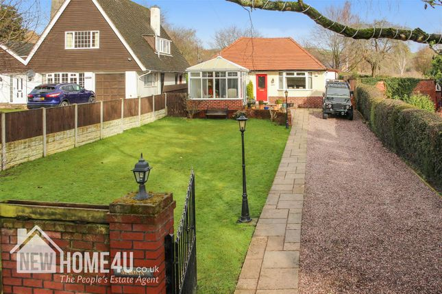 Thumbnail Bungalow for sale in Vicarage Road, Rhydymwyn, Mold