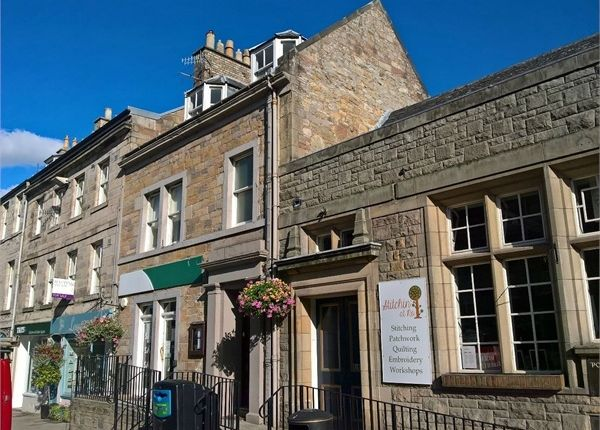 Thumbnail Commercial property for sale in Retail Unit, 39 High Street, Jedburgh, Scottish Borders