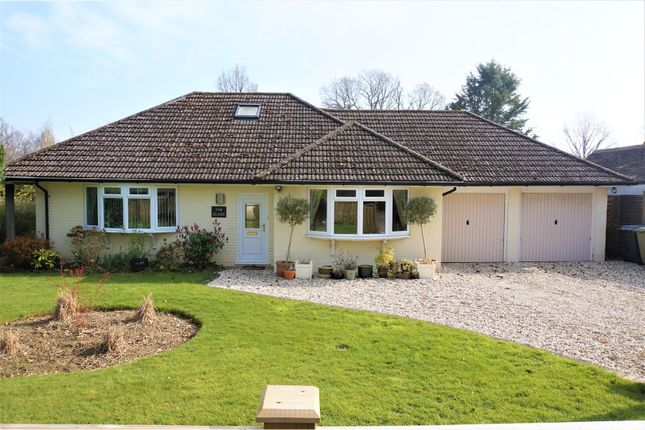 Thumbnail Detached bungalow for sale in Craven Road, Hungerford