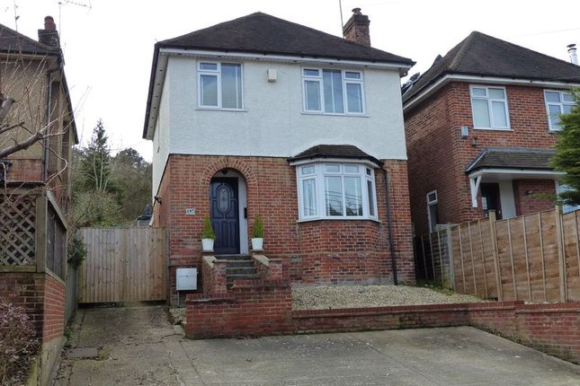 Thumbnail Detached house for sale in Boundary Road, Loudwater, High Wycombe