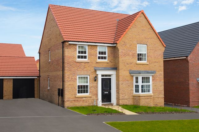 """Thumbnail Detached house for sale in """"Holden"""" at Ackworth Road, Pontefract"""