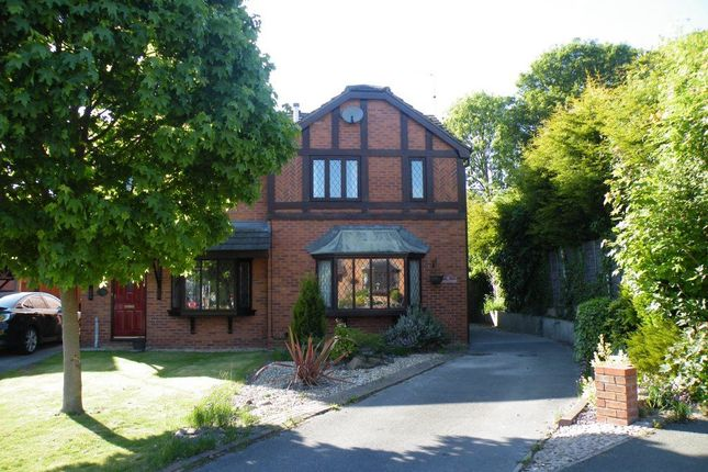 Thumbnail Semi-detached house to rent in Field Lane, Crewe