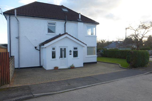Thumbnail Semi-detached house for sale in Lanelay Close, Talbot Green, Pontyclun