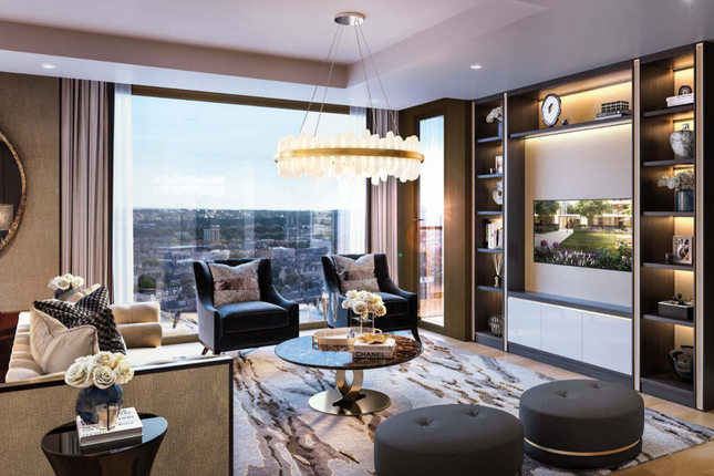 1 bed flat for sale in Lever Street, Barbican, London EC1V