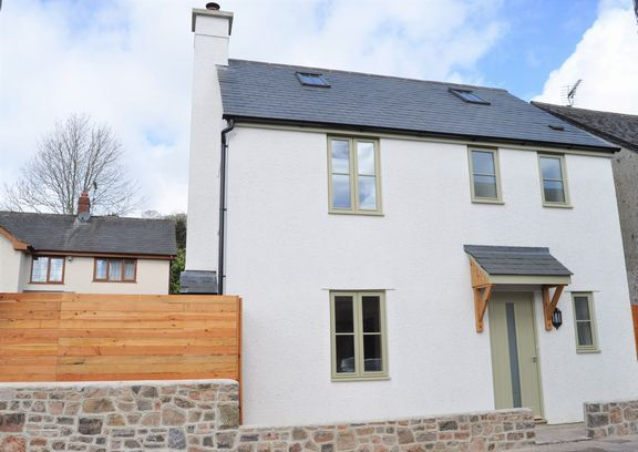 Thumbnail Detached house for sale in Fore Street, Uffculme, Cullompton