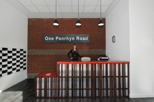 Thumbnail Studio to rent in Penrhyn Road, Kingston Upon Thames