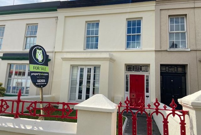 Thumbnail Property for sale in Lezayre Road, Ramsey, Ramsey, Isle Of Man