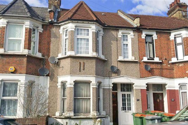 Thumbnail Flat for sale in Caulfield Road, East Ham, London