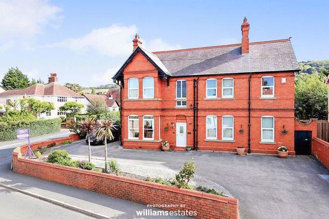 Thumbnail Detached house for sale in Gronant Road, Prestatyn