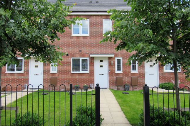 Thumbnail Terraced house for sale in East Works Drive, Cofton Hackett, Birmingham