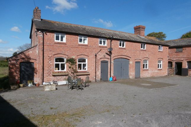 Thumbnail Commercial property for sale in Land At Warren House, Prees Heath, Whitchurch