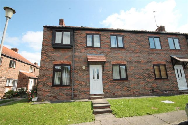 Thumbnail Flat to rent in Westerdale Court, York