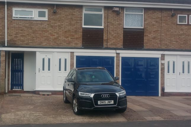 Thumbnail Terraced house to rent in Hamilton Drive, Tividale, Oldbury
