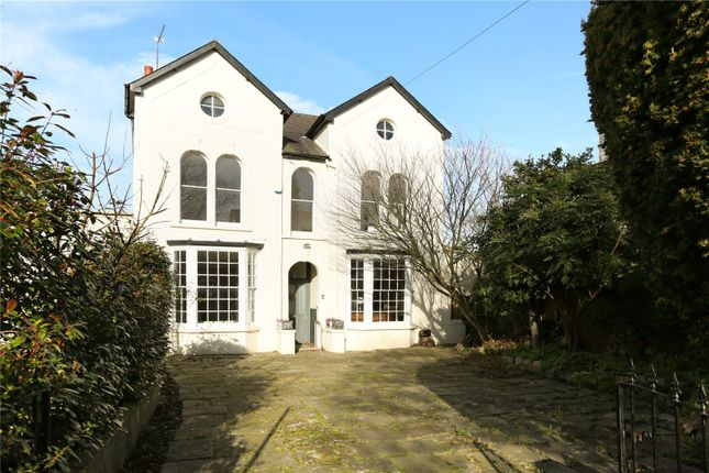 Thumbnail Detached house for sale in Cowper Place, Cardiff