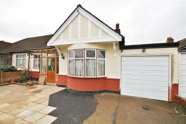 Thumbnail Bungalow for sale in Hammond Avenue, Mitcham, Surrey