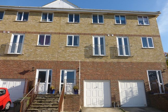 Thumbnail Town house for sale in Southport Close, St. Leonards-On-Sea