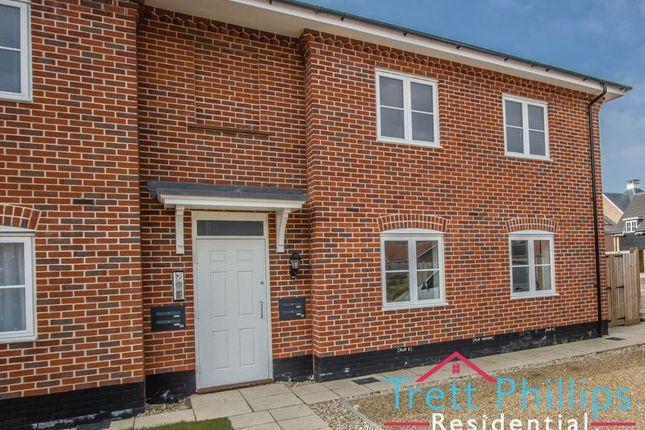 Thumbnail Flat to rent in 39, Jeckells Road, Stalham