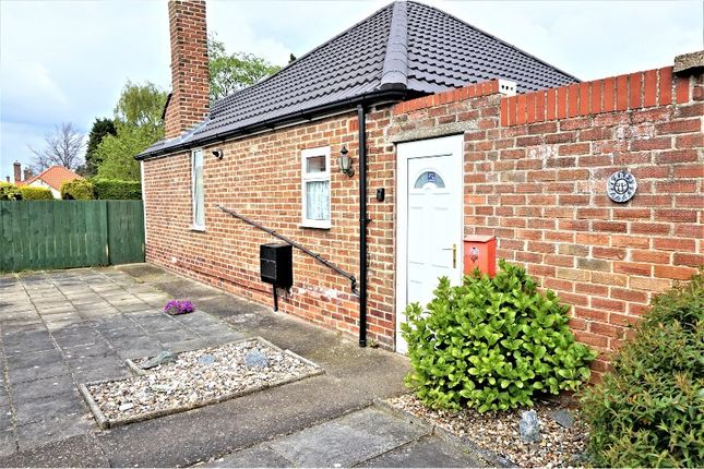 Thumbnail Detached bungalow for sale in Westlands Road, Hedon, Hull