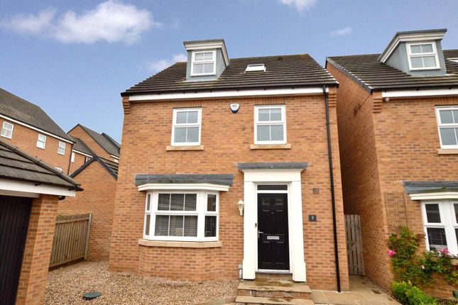 Thumbnail Detached house for sale in Elizabeth Court, Pudsey, West Yorkshire