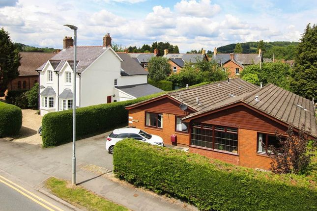 Thumbnail Bungalow for sale in Garth Road, Builth Wells