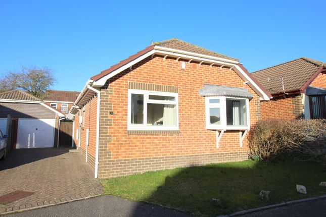 Thumbnail Detached bungalow for sale in Trenchard Meadow, Lytchett Matravers, Poole
