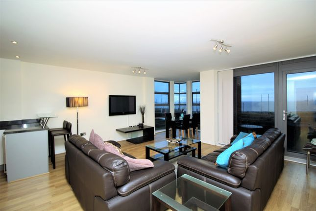 Thumbnail Flat to rent in Admiral Heights, 164 Queens Promenade, Blackpool
