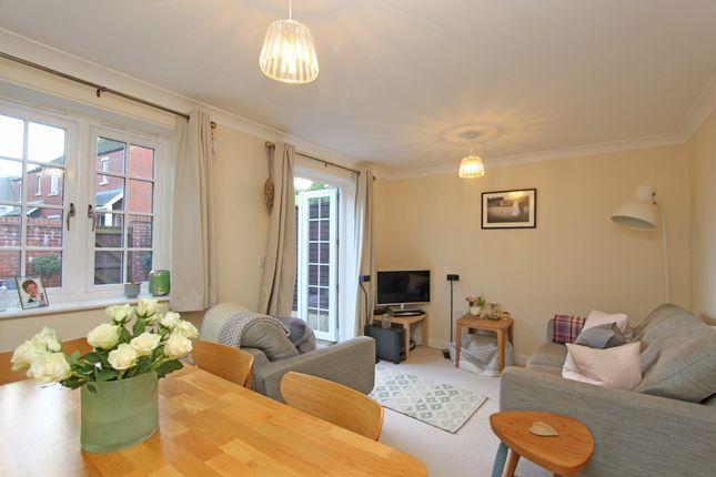 Living Room of Heyridge Meadow, Cullompton EX15