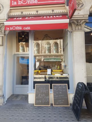 Thumbnail Retail premises to let in Queen Victoria Street, London