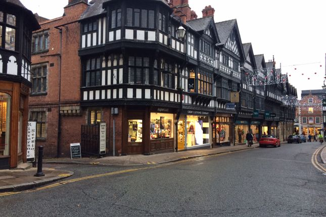 Thumbnail Retail premises to let in St Werburgh Street, Chester